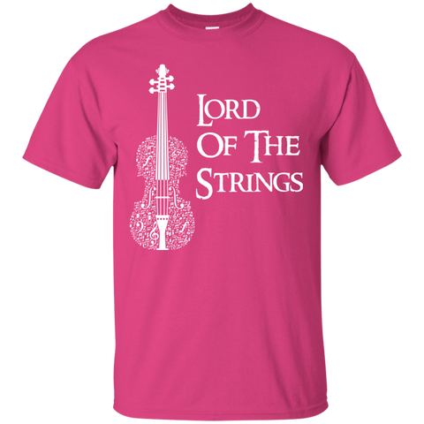 Violin T-Shirt Lord Of The Strings