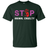 Image of Stop Animal Cruelty G200 Gildan Ultra Cotton T-Shirt