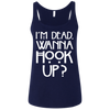 Image of American Horror Story 6488 Bella + Canvas Ladies' Relaxed Jersey Tank