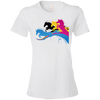 Image of Amazing Horse Shirt 880 Anvil Ladies' Lightweight T-Shirt 4.5 oz