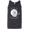 Image of Best Cat T Shirts Bella + Canvas Unisex Tank