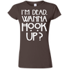 Image of American Horror Story G640L Gildan Softstyle Ladies' T-Shirt