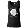Image of Cat T-Shirt G642L Gildan Ladies' Softstyle Fitted Tank