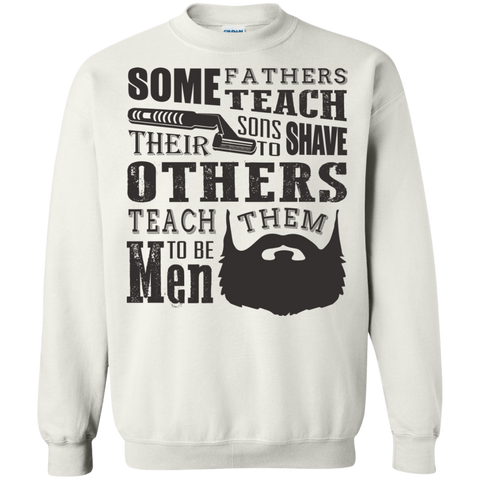 Beard Lives Matter Shirt Pullover Sweatshirt  8 oz.