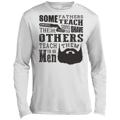 Bearded Guy T Shirt Moisture Absorbing T-Shirt
