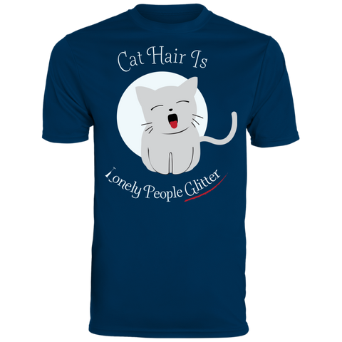 Cat Lover Shirts Augusta Men's Wicking T-Shirt