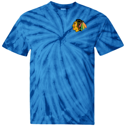 Indian Chief CD100 100% Cotton Tie Dye T-Shirt