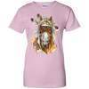 Image of Equestrian T Shirts G200L Gildan Ladies' 100% Cotton T-Shirt