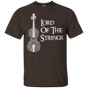 Image of Violin T-Shirt Lord Of The Strings
