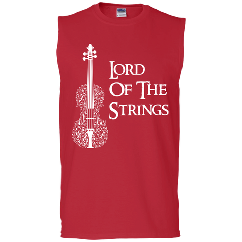 Lord Of The Strings Sleeveless T-Shirt