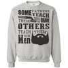 Image of Beard Lives Matter Shirt Pullover Sweatshirt  8 oz.
