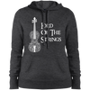 Image of Lord Of The Strings T-Shirt LST254 Sport-Tek Ladies' Pullover Hooded Sweatshirt