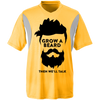 Image of Grow A Beard Then We'll Talk TT10 Team 365 All Sport Jersey