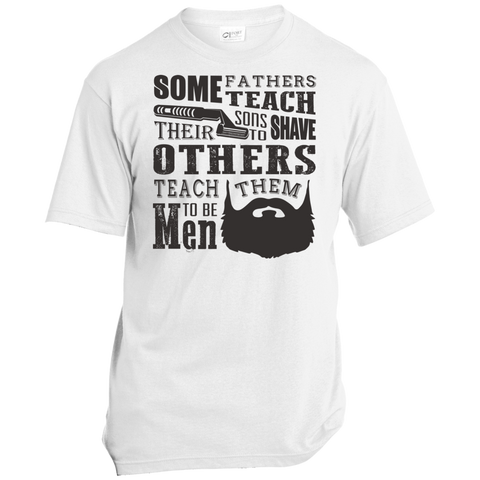 Beard And Mustache T Shirts Unisex T-Shirt