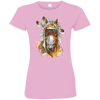 Image of Equestrian T Shirts 3516 LAT Ladies' Fine Jersey T-Shirt