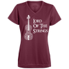 Image of Lord Of The Strings T-Shirt 1790 Augusta Ladies' Wicking T-Shirt