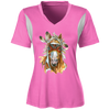 Image of Equestrian T Shirts TT10W Team 365 Ladies' All Sport Jersey