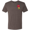 Image of Respect The Chief NL6010 Next Level Men's Triblend T-Shirt