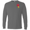 Image of Respect The Chief 949 Anvil Lightweight LS T-Shirt