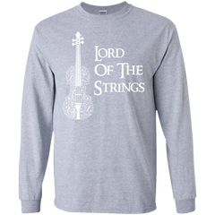 Lord Of The Strings T-Shirt Long Sleeve