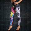 Cartoony Push-up Leggings
