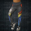 Angel Wings Leggings - Colored Edition
