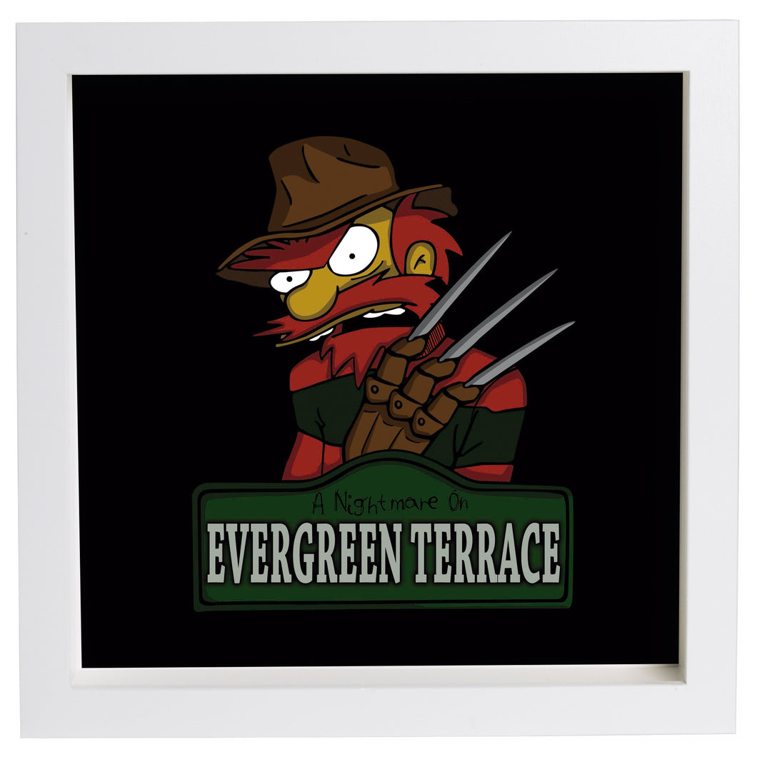 A Nightmare On Evergreen Terrace