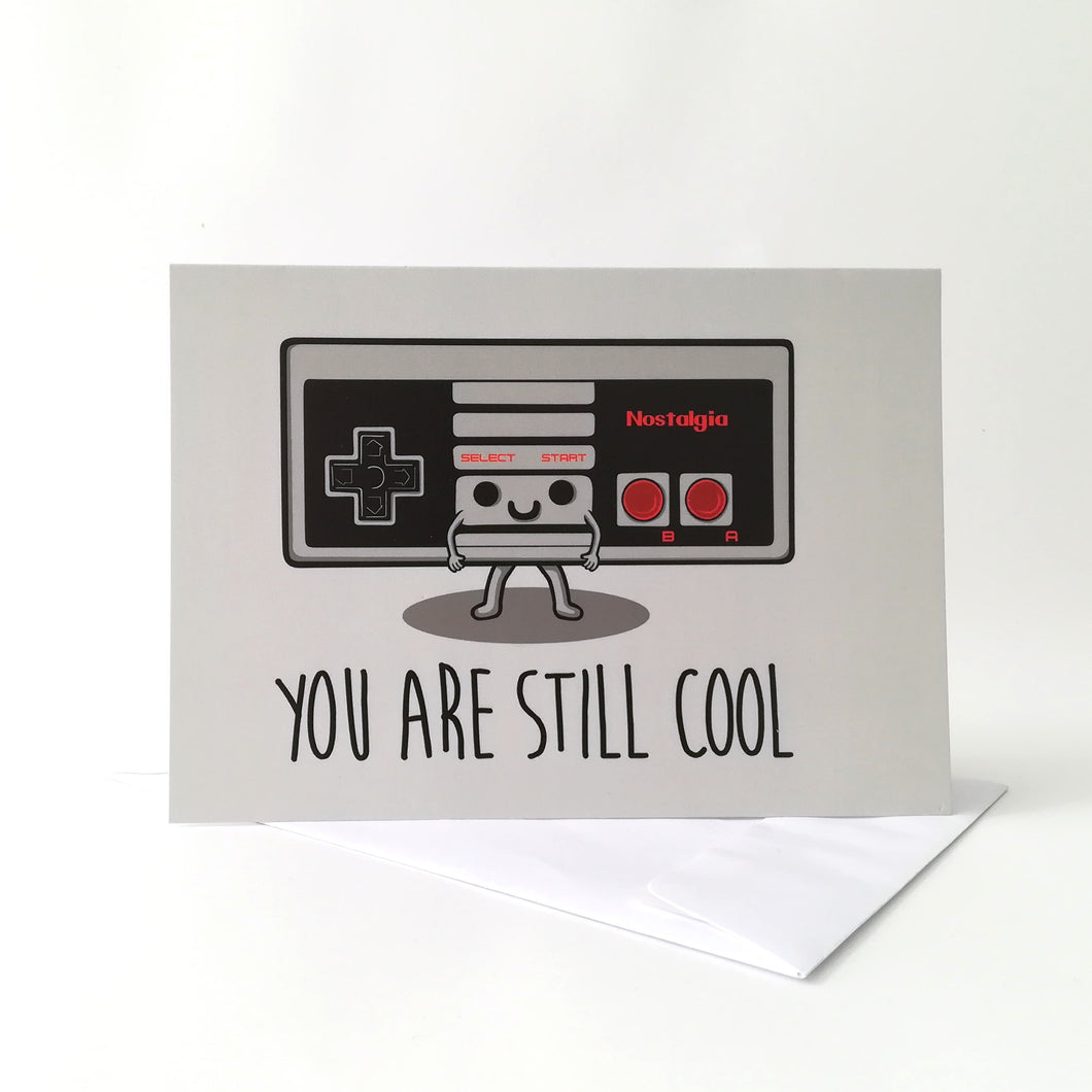 You are still cool (Nes 8-bit)