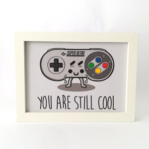 You are still cool (Snes)