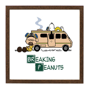 Breaking Peanuts