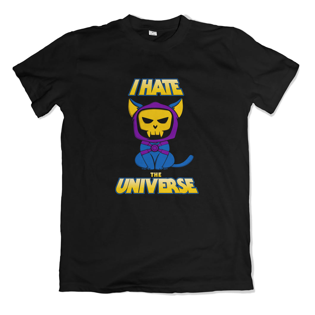 I hate the universe
