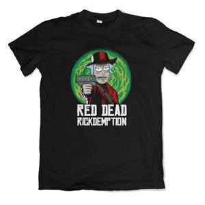 Red Dead Rickdemption