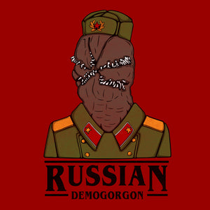 Russian Demogorgon