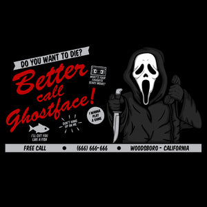 Better Call Ghostface