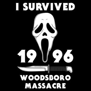I survived Woodsboro Massacre