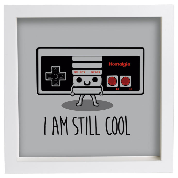 I am still cool (V Nes 8-bit)