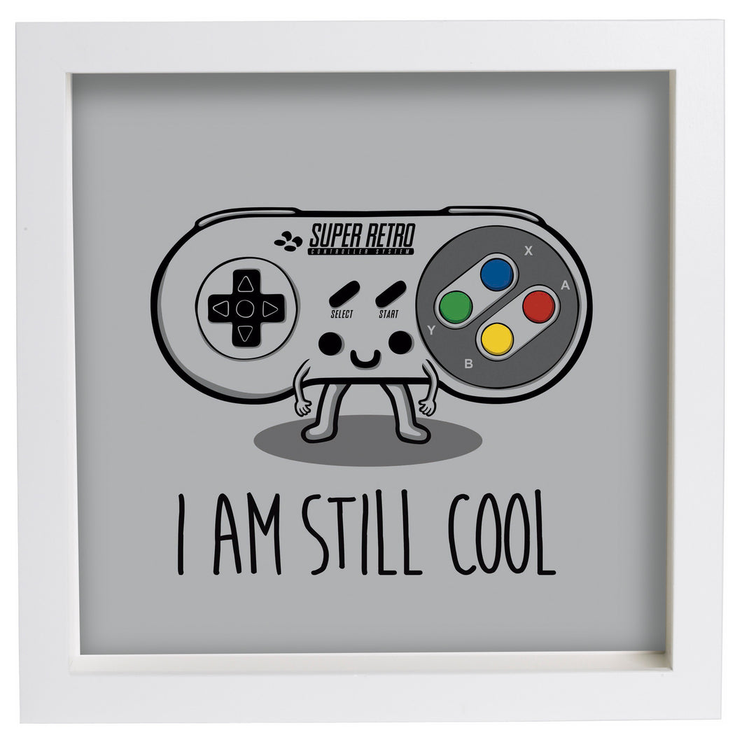 I am still cool (V Super Nes)