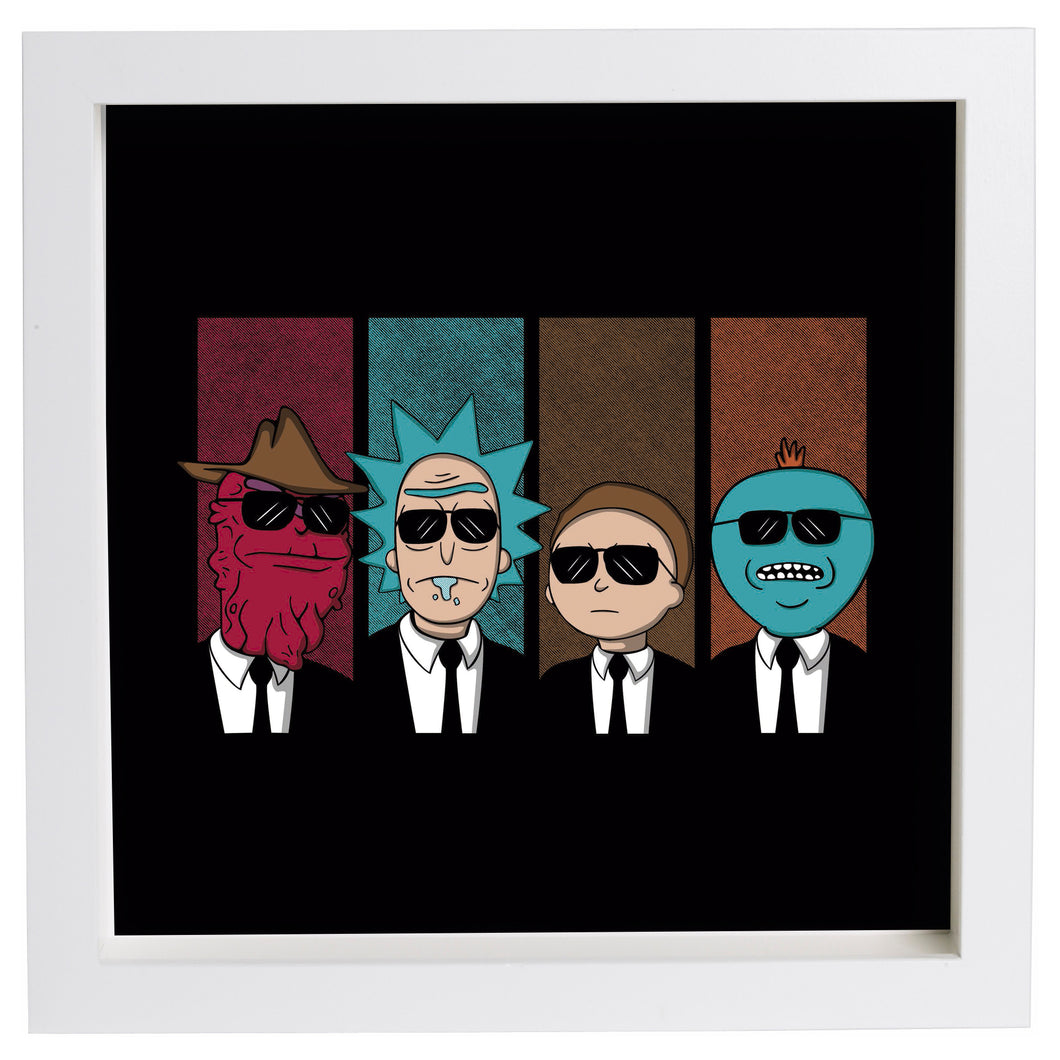 Rickservoir Dogs