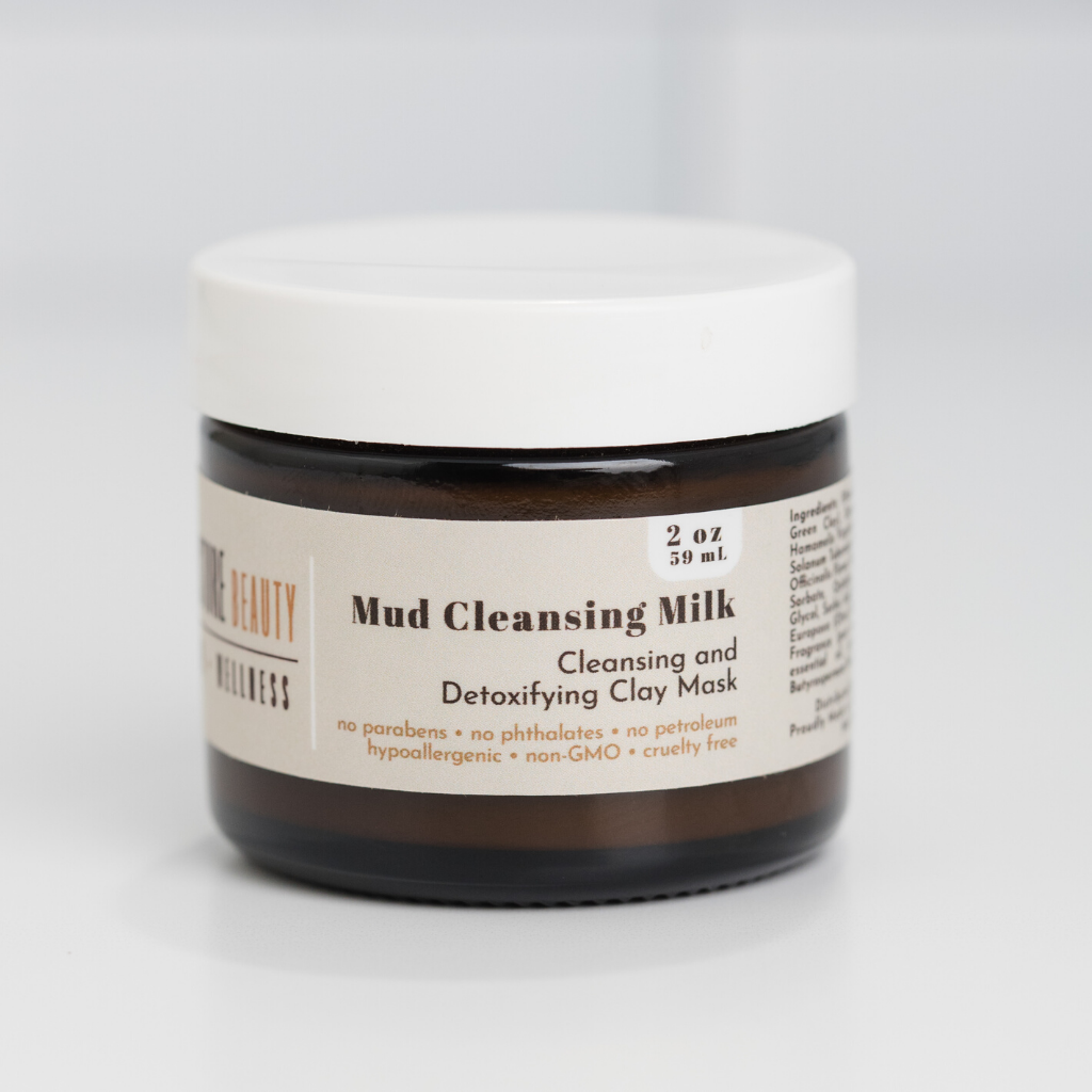 Mud Cleansing Milk