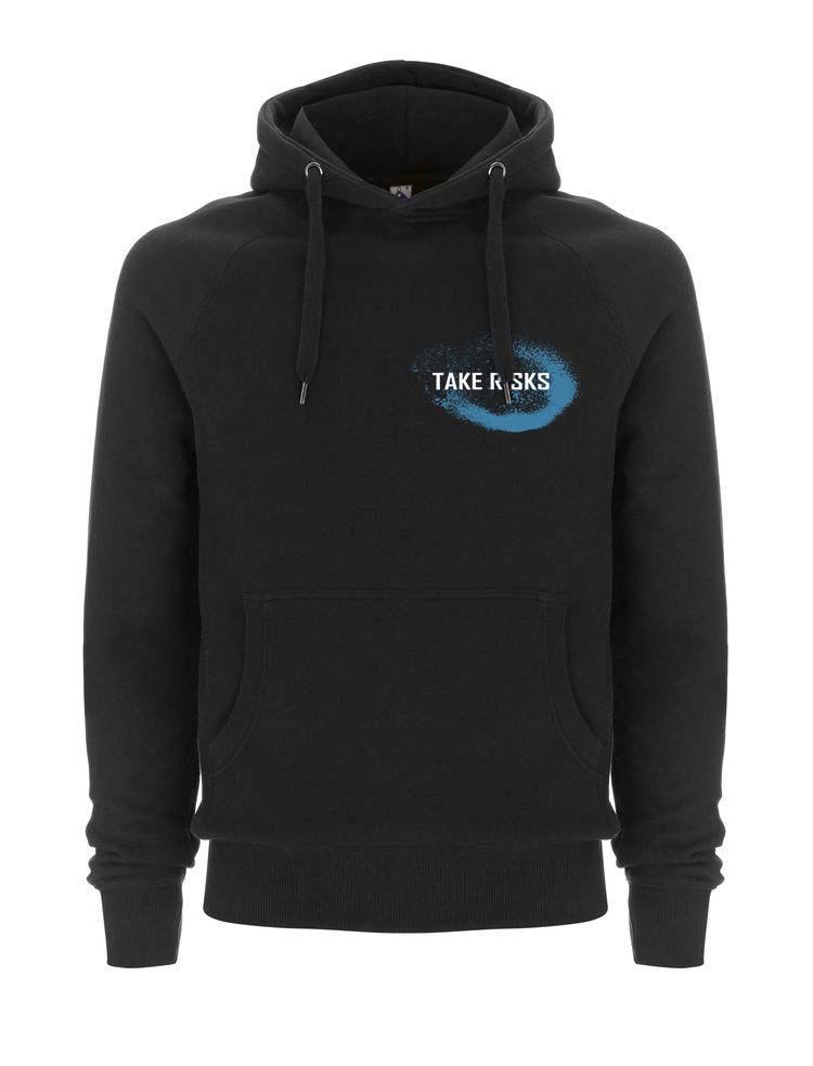 "Take Risks ""New Egypt"" Black Hoodie"