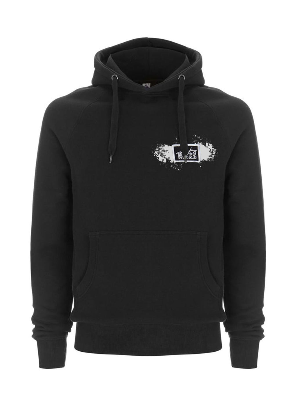 "Take Risks ""Graffiti"" Black Hoodie"
