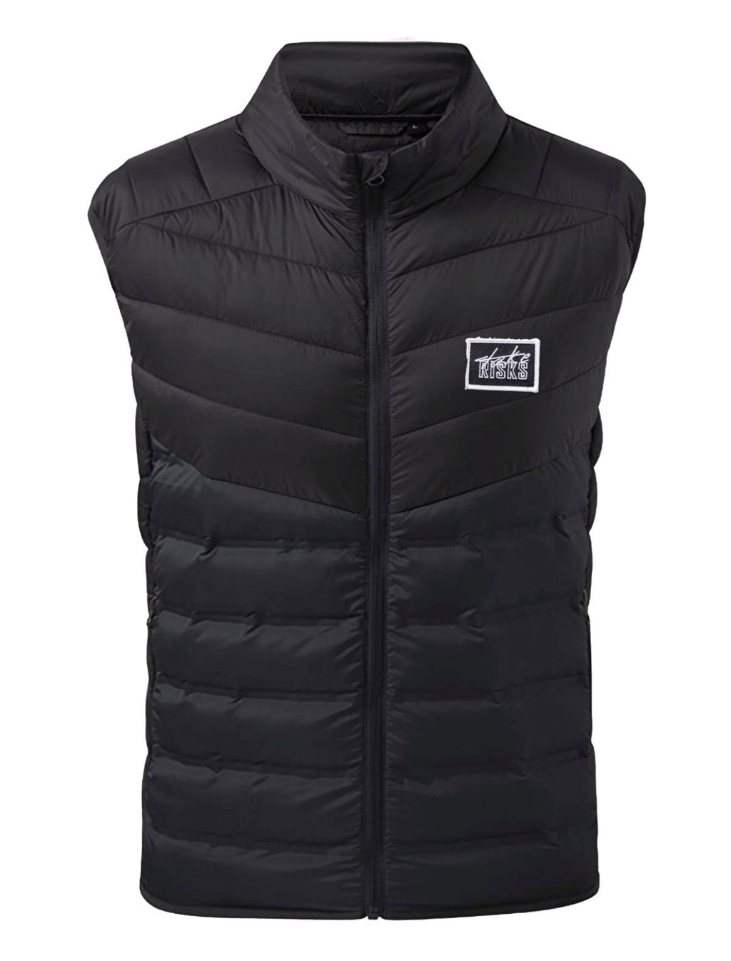 "TAKE RISKS ""SHADOWSCALE"" BODYWARMER"