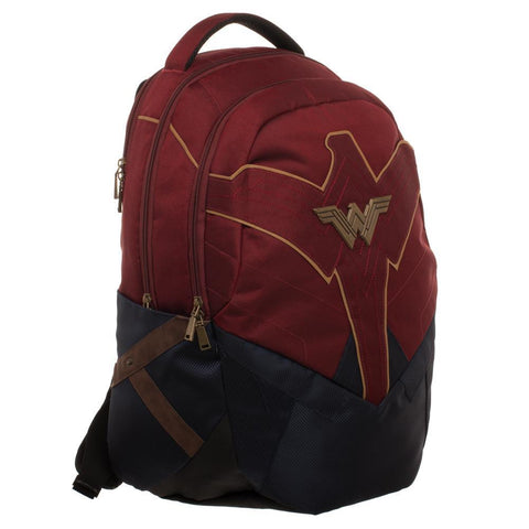 Wonder Woman Inspired Backpack - huuloc
