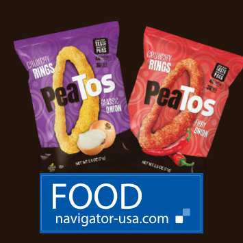 New look and new products for Peatos: 'We're one of the fastest growing snack brands in the market'