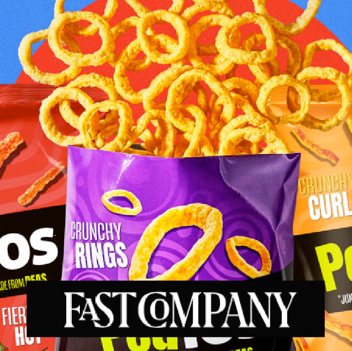 Rival snack brand trolls PepsiCo with 'Better Snacks,' a DTC website to counter Frito-Lay