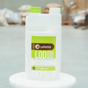 Cafetto LOD Green Descaler