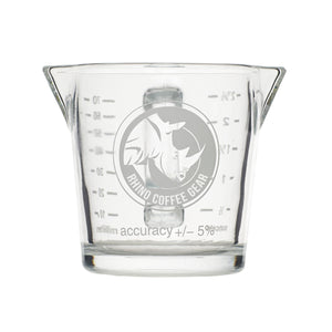 Barista Basic Shot Glass - 3 spout