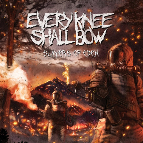 Every Knee Shall Bow - Slayers of Eden [CD]