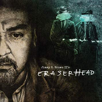 Jimmy P Brown II - Eraserhead [Aqua LP]