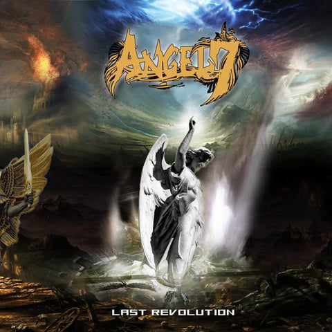 Angel 7 - Last Revolution [CD]